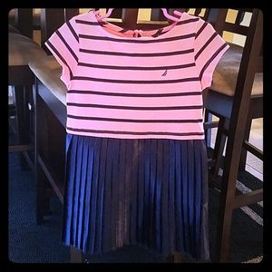 4t Girl Nautica Dress